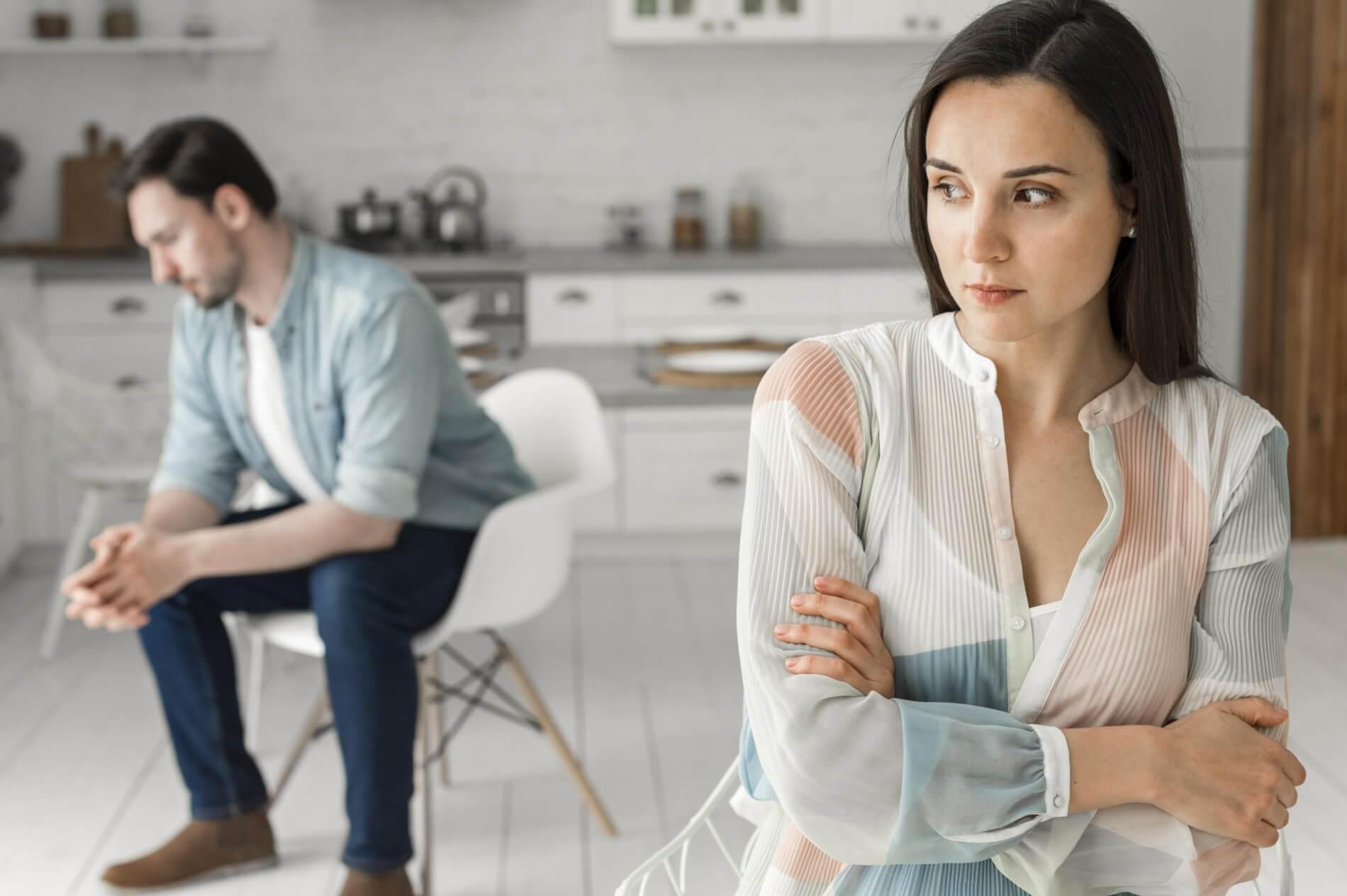 3 quiebres importantes en la relación papá-mamá después de un abuso sexual en hijos.